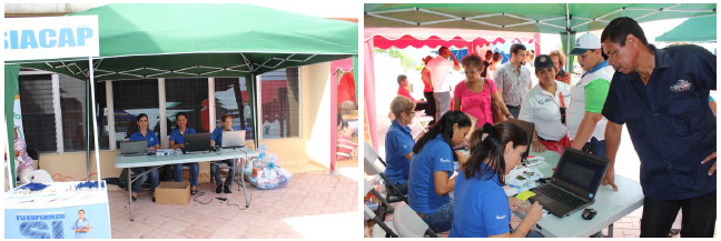 Feria Chorrera julio 2015
