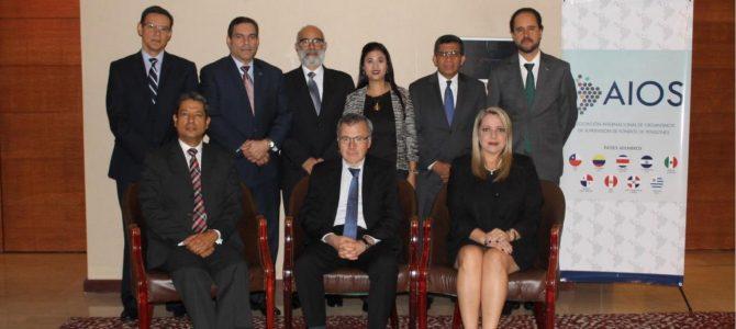 Comunicado de Prensa XXV Asamblea AIOS 2017