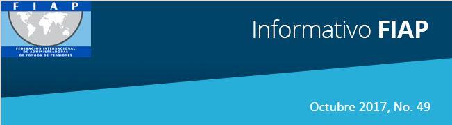 FIAP presenta Boletín Informativo sobre Marcha de Fondos de Pensiones (agosto – septiembre)