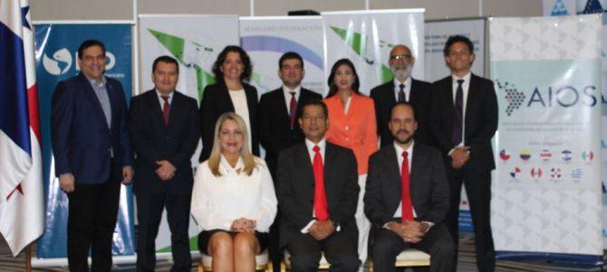 LA XXVI ASAMBLEA ORDINARIA DE LA AIOS SE REALIZÓ EN PANAMÁ.
