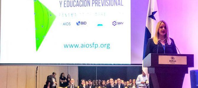 Panamá fue sede de Seminario Internacional sobre Fondos de Pensiones.