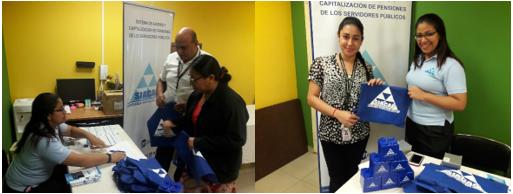 El SIACAP realiza Campaña para Reactivar afiliados en Chitré