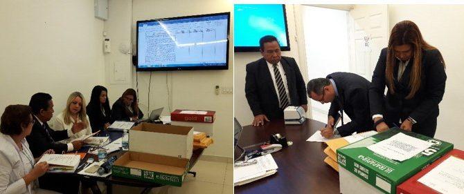 El SIACAP efectúa la etapa de Precalificación de la Licitación Pública para seleccionar una firma de auditores